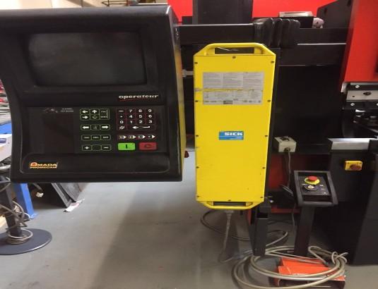 AMADA PROMECAM APX 100-3100 STOCK NO 01590 | CNC PRESS BRAKES | Used